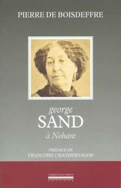 George sand - Intérieur - Format classique