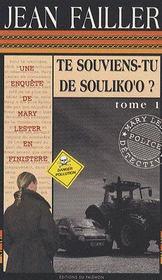 MARY LESTER T.30-31 ; te souviens-tu de Souliko'o - Intérieur - Format classique
