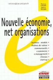 Nouvelle economie net organisation - Intérieur - Format classique