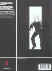 Subatomic - 4ème de couverture - Format classique