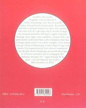 Envoye Special Dans La Cage Aux Fauves - 4ème de couverture - Format classique