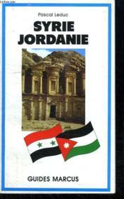 Jordanie Syrie - Couverture - Format classique