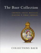 Flacons A Tabac Des Collections Baur, Geneve - Intérieur - Format classique