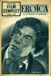 Tous Les Jeudis - Film Complet N° 205 - Eroica ( La Vie Tragique De Beethoven ) - Couverture - Format classique