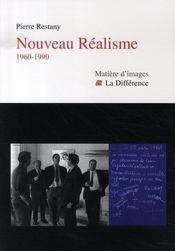 Nouveau réalisme, 1960-1990 - Intérieur - Format classique