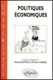 Politiques Economiques - Intérieur - Format classique