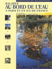 Balades au bord de l'eau, a paris et en ile-de-france - Intérieur - Format classique