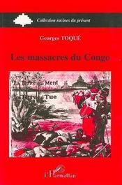 Les Massacres Du Congo - Intérieur - Format classique