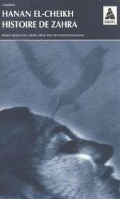 Histoire de Zahara - Intérieur - Format classique