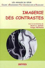 Imagerie des contrastes - Couverture - Format classique