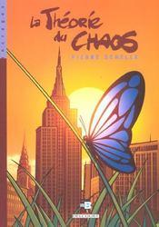La theorie du chaos t.1 - Intérieur - Format classique