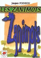 Les zanimots - Intérieur - Format classique
