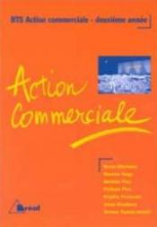 Action commerciale 2 annee bts - Couverture - Format classique