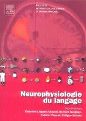 Neurophysiologie Du Langage - Intérieur - Format classique