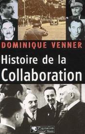 Histoire de la collaboration - Couverture - Format classique