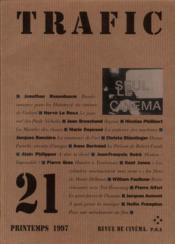 Revue trafic t.21 - Couverture - Format classique