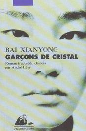 Garçons de cristal - Intérieur - Format classique