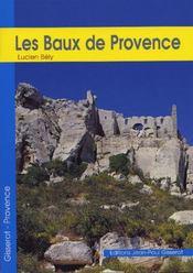 Les baux de Provence - Couverture - Format classique