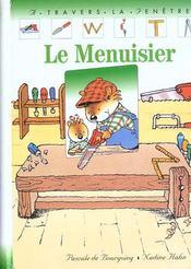 Le Menuisier - Intérieur - Format classique