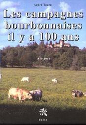 Les campagnes bourbonnaises il y a 100 ans - Intérieur - Format classique