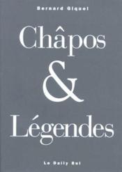 Châpos et legendes - Couverture - Format classique
