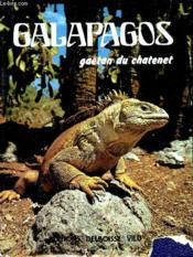 Galapagos - Couverture - Format classique