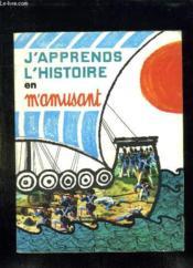 J Apprends L Histoire En M Amusant. - Couverture - Format classique