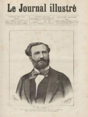 Journal Illustre (Le) N°28 du 10/07/1881 - Couverture - Format classique