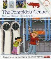 Vente livre :  The pompidou center  - Edmond Baudoin
