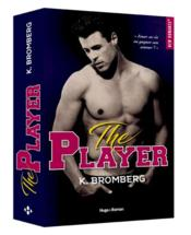 Vente livre :  The player  - K. Bromberg