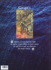 La derniere fee du pays d'arvor t.1 ; folianne - 4ème de couverture - Format classique