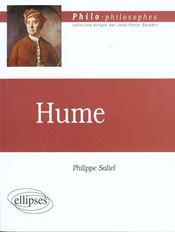 Hume - Intérieur - Format classique