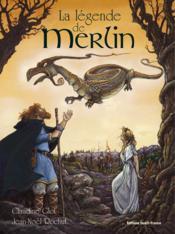 La Legende De Merlin - Couverture - Format classique