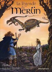La Legende De Merlin - Intérieur - Format classique