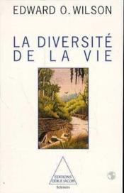 La Diversite De La Vie - Couverture - Format classique