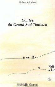 Contes du grand sud tunisien - Intérieur - Format classique