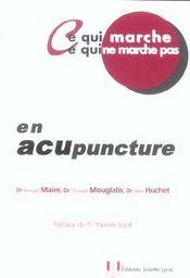 En acupuncture - Intérieur - Format classique