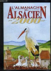 Almanach Alsacien 2000 - Couverture - Format classique