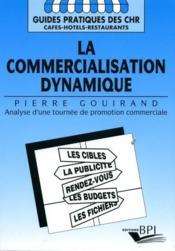 La Commercialisation Dynamique - Couverture - Format classique