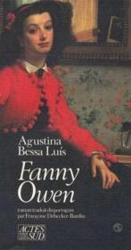 Fanny owen - Couverture - Format classique