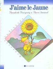 J Aime Le Jaune - Intérieur - Format classique