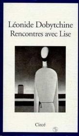 Rencontres Avec Lise - Couverture - Format classique