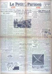 Petit Parisien (Le) N°24358 du 06/05/1944 - Couverture - Format classique