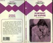 Portrait De Sophie - Couverture - Format classique