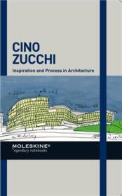 Cino Zucchi /Anglais - Couverture - Format classique