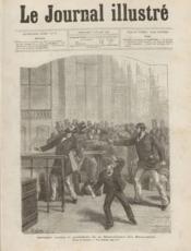 Journal Illustre (Le) N°29 du 17/07/1881 - Couverture - Format classique