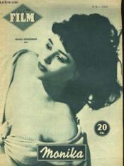Amor Film - N°30 - Monika - Couverture - Format classique