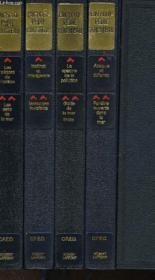 Encylopedie Cousteau - Le Monde Des Oceans 10 Volumes - Couverture - Format classique