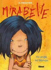 Mirabelle t.1 ; mi-ange mi-démon - Intérieur - Format classique