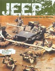 Jeep, Le Tout-Terrain De La Liberte - Intérieur - Format classique